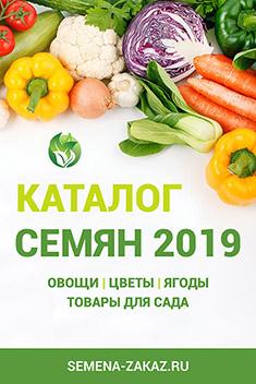 каталог семян 2019 интернет магазин